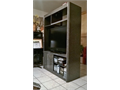 Entertainment Center For 42 inch TV lots of space for Cds DVDs etc LOCAL DELIVERY AVAILABLE Call m