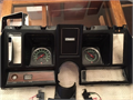 1969 Camaro Dashboard  Includes speedometer fuel gauge covers  indicating light covers  Radio