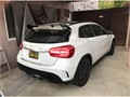 Mint condition 2016 Mercedes-Benz GLA45 AMG Super loaded with leather sport recaros rear spoiler