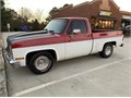No rust solid truck Rebuilt 350 motor and trans wless than 7500 miles on it All new exhaust with