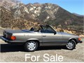 1984 Mercedes-Benz 380SL Used  1050 818-426-3881