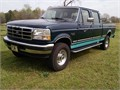 1996 Ford F-250 XLT Crew Cab 4X4 Low milesTruck runs drives shifts as it did the day it was newFor
