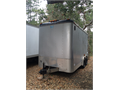 Interstate Highboy 14 trailer with barn door rear and side door access Set up for tools New torsi