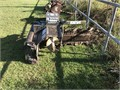 Bob Cat Trencher 6 Trencher with 4ft Blade Used very little
