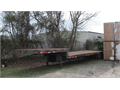 1978 Homemade Flat Bed Trailer Used  400000 40 ft  Single drop and requires a tractor with fif