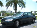 I have a 98 Honda Accord Green Sedan for sale1800 clean title277000 miles New front t