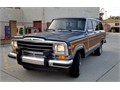 JEEP WAGONEER 1988 XLINT CONDITIONTHIS WAGONEER IS FINISHED IN ONE OF THE BEST COLOR COMBINATIONS