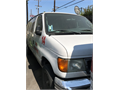 Ford Econoline E350 Super 2005Automatic transmissionOdometer 278373Good tires11 passengers