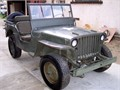 1944 MB Jeep Willys Good shape running 4x4  Good project carCalifornia registration clean title