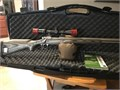 Remington Ultimate 50 cal stainless laminated in AS NEW condition with original hard case prime