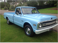 1969 Chevrolet C10 106k Miles 307 Motor Powerglide LT Blue never changed or modified it orig ow