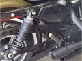 Genuine Harley Sportster 1200 883 Premium Emulsion Ride Black 11 Rear Showa Shocks 91-21PN G5