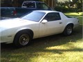 Muscle Car1986 Camaro V6New battery New tiresGood shape Great car to restore