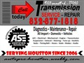Transmission and Engine Certified Repair Shop with  Diagnostics and Repairs for LESS at AutoPRO-Hous