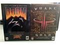 PC Games from ID Software Two classic first person shooters Doom Collectors Edition which feature