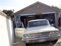 1963 Ford Galaxy Excellent condition automatic 2 doors new upholstery 8 Cylinders CD stereo s