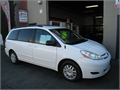 119K miles on this super clean 2 owner carfax clean title minivan 8 passenger power sliding doors