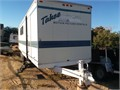 Tahoe Trailer set up for movie  make up trailer  no generator  6000 dollars 600000 661-444-9445