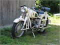 This 1968 BMW R602 is powered by a 594cc opposed twin paired with a four-speed