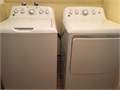 GE Washer  GE Dryer Bundle White - 2 years new 23000 818-366-8181