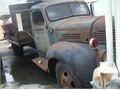 1942 Dodge Flatbed Truck 15 ton bought to restore call for detailsmore pic or see it 250000 909