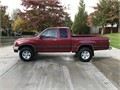 1998 Toyota T100 Tacoma SR5 Extended Cab Pickup 2-Door 34Liter 22RE V6 Low Miles 4wd Manual 5 Spe