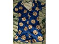 Brand new Cookie Print Romper Size Large All sales final