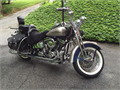 2002 Harley Davidson Heritage Springer Old school look soft tail custom pain custom sheepskin sea