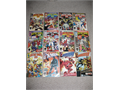 Secret Wars II by MarvelThe complete 9 in the series All 9 come with plastic sleeve and cardboard