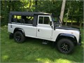 This is a newly built 1984 Land Rover Defender 110 Soft Top  This is an extremely rare 8 seat conve