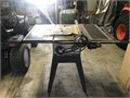 10 inch craftsman table saw Currently wired for 230v but easily converted back to 115v Works fine