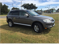 2008 Volkswagen Touareg Excellent condition 81500 miles SUV 6 Cylinder Gray  Automatic 4WD