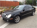 2007 Mercedes Benz E350Color Black with Black Leather InteriorDetails 2 Owners V6 Engine Blu