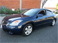 2008 Nissan Altima 25Sautocold accd with aux input126k mlssmoged 4 cyl keyless entry full