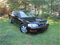 1997 Acura TL 32 PREMIUM  139200 miles only 2 owners Sedan 6 Cyl Black Gray Good cond Auto