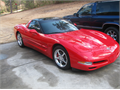 2003 Chevrolet Corvette 50th Anniversary Edition Runs and drives great Both tops Driven weekly fo