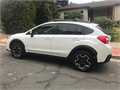 2014 Subaru XV Crosstrek Limited Used 48111 miles Private Party SUV 4 Cyl White Off White Ex