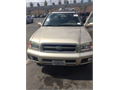 2001 Nissan Pathfinder Used 193000 miles Dealer SUV 4 Cyl Gold Fair cond Auto FWD 4 Doors