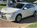 2017 Toyota Camry LE- One OwnerClean TitleNo Accident I have the title in handBlue tooth