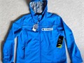 NEW WITH TAGS Hooded Rain Jacket Size Large 46-48 SHIMANO embroidered Windproof Breathable 3