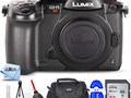 Panasonic Lumix DC-GH5S Mirrorless Micro Four Thirds Digital Camera Body SanDisk 32GB Ultra SDHC