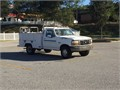 1992 Ford F-350 work truck with only 90000 original miles on it  We have all the service and main