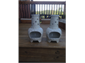 Tabletop chiminea - 20each