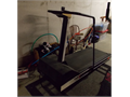Older style treadmill works good doesnt fold up can raise and lower in height 2500 kolonich4v