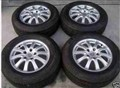 2005-2011 Porsche Cayenne 17 Wheel  TireTHEY ARE IN GOOD CONDITION WILL FIT Porsche CAYENN