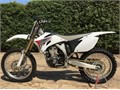 2008 Yamaha YZ450F 100 hours well maintained new gold chain sprockets front and rear tires cl