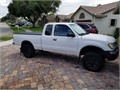2000 Toyota Tacoma Pre-Runner Used 203500 miles Private Party Extended Cab 4 Cyl White Blue