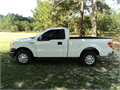 2013 Ford F150 XL 36k miles 37L V6 single cab excel cond like new non-smoker bed liner tow