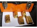 YOU CAN NOW OWN GOLD IN BARS AND GET DELIVERED TO YOU ANY WHERE TO YOUR HOMEBANKREFINERY OR PALACE