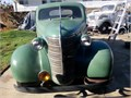 1938 CHEVROLET  BUSINESS COUPE GROUND OFF RESTORATION SAND BLAST NEEDS SOME FINISHING EASY FIX